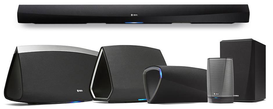 enceinte sans fil wifi bluetooth et audio hd. Black Bedroom Furniture Sets. Home Design Ideas